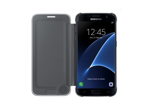 ����� ��� ��������� Samsung ��� Samsung Galaxy S7 Clear View Cover ������, ��� 3