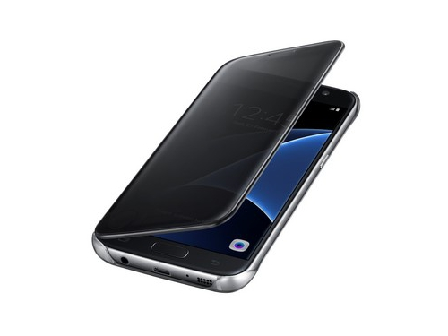 ����� ��� ��������� Samsung ��� Samsung Galaxy S7 Clear View Cover ������, ��� 4