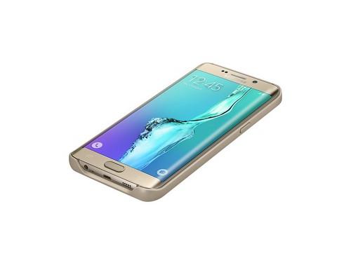 Чехол-аккумулятор Samsung для Samsung Galaxy S6 Edge Plus EP-TG928 золотистый, вид 3