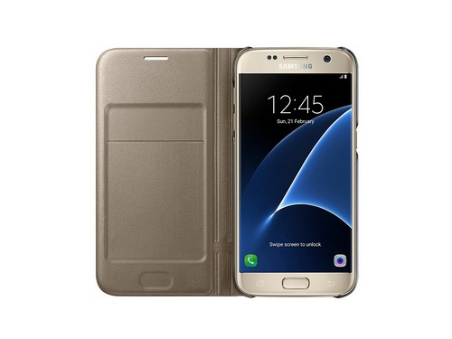����� ��� ��������� Samsung ��� Samsung Galaxy S7 LED View Cover ����������, ��� 3