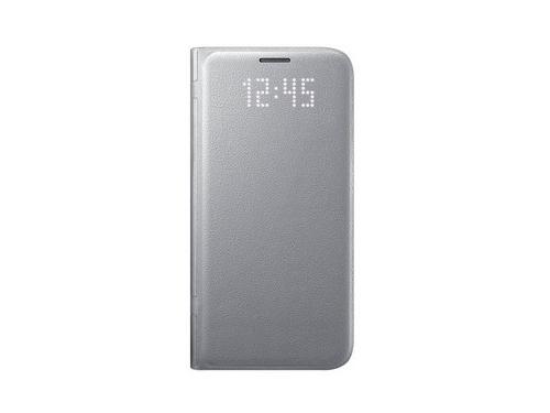 Чехол для смартфона Samsung для Samsung Galaxy S7 LED View Cover серебристый, вид 1