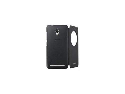 Чехол для смартфона Asus для Asus ZenFone GO ZC500TG View Flip Cover чёрный, вид 3