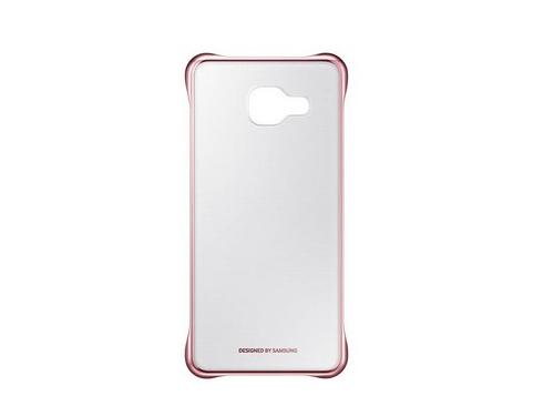 Чехол для смартфона Samsung для Samsung Galaxy A3 (2016) Clear Cover розовое золото, вид 1