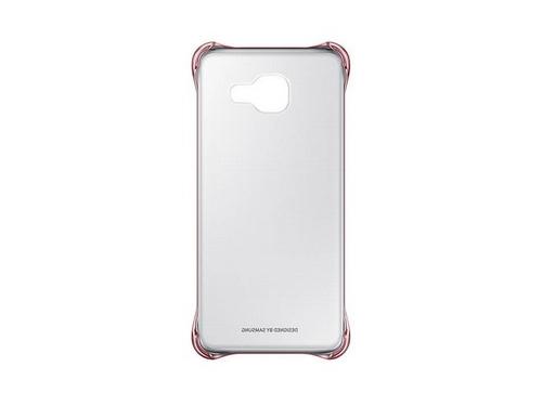 Чехол для смартфона Samsung для Samsung Galaxy A3 (2016) Clear Cover розовое золото, вид 2