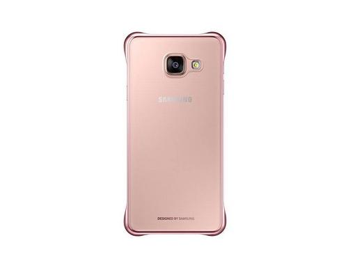 Чехол для смартфона Samsung для Samsung Galaxy A3 (2016) Clear Cover розовое золото, вид 3