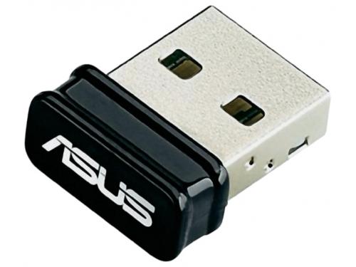Адаптер Wi-Fi ASUS USB-N10 Nano 802.11n, вид 2