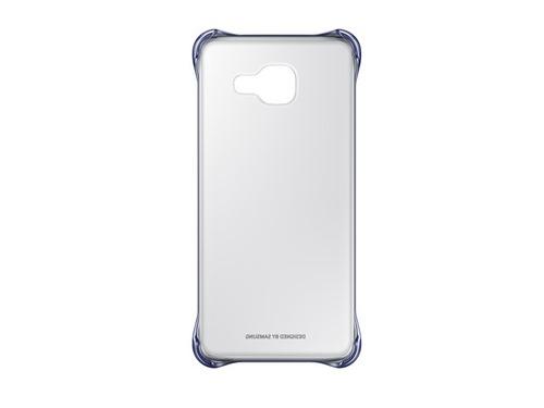 Чехол для смартфона Samsung для Samsung Galaxy A3 (2016) Clear Cover черный/прозрачный, вид 4