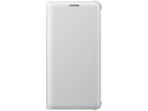 Чехол для смартфона Samsung для Samsung Galaxy A7 (2016) Flip Wallet белый, вид 2