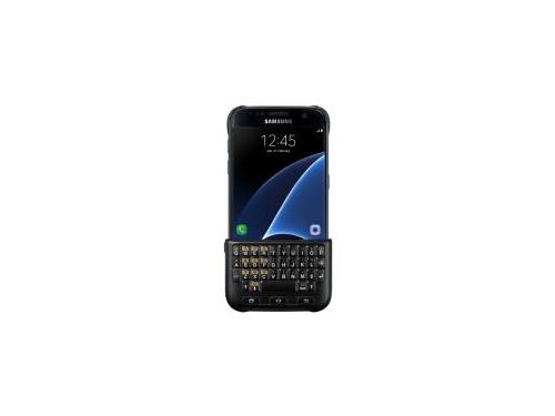 Чехол-клавиатура  Samsung для Samsung Galaxy S7 Keyboard Cover чёрный, вид 1