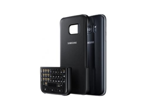 Чехол-клавиатура  Samsung для Samsung Galaxy S7 Keyboard Cover чёрный, вид 3