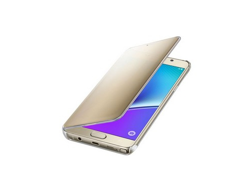 ����� ��� ���������  Samsung ��� Samsung Galaxy Note 5 Clear View Cover ����������, ��� 3