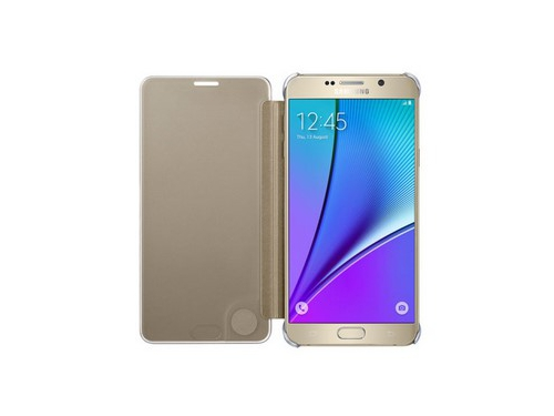 ����� ��� ���������  Samsung ��� Samsung Galaxy Note 5 Clear View Cover ����������, ��� 4