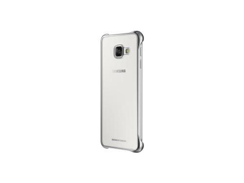 Чехол для смартфона Samsung для Samsung Galaxy A3 (2016) Clear Cover серебристый/прозрачный, вид 2
