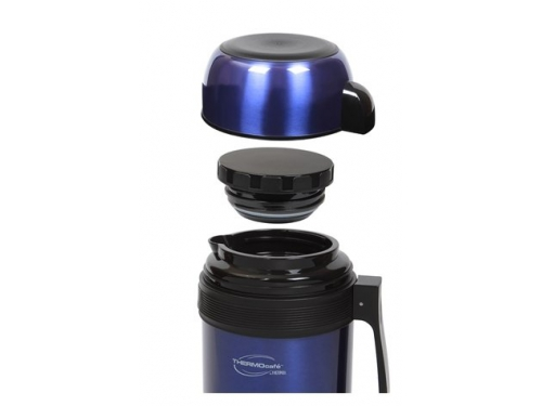 Термос Thermos Thermocafe Lucky Vacuum Food Jar, Синий, вид 2