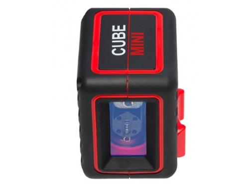 Нивелир Ada Cube Mini Basic Edition (A00461), черно-красный, вид 1