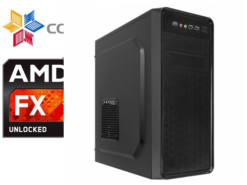 Системный блок CompYou Home PC H557 (CY.585419.H557), вид 1