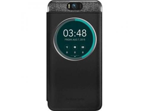 Чехол для смартфона Asus для Asus ZenFone Selfie ZD551KL MyView Cover Delux черный, вид 1
