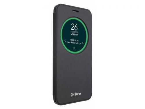 Чехол для смартфона Asus для Asus ZenFone Selfie ZD551KL MyView Cover Delux черный, вид 2