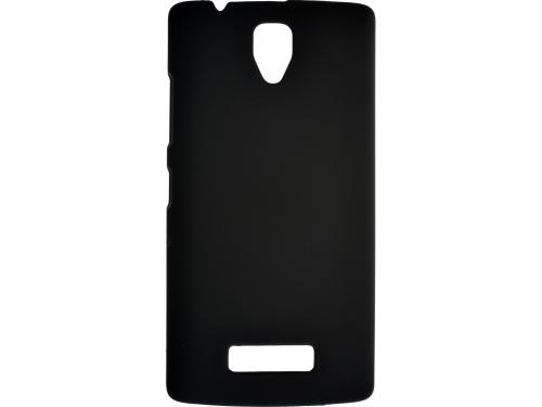 Чехол для смартфона SkinBox для Lenovo A2010 (серия 4People) чёрный, вид 1