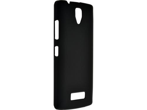 Чехол для смартфона SkinBox для Lenovo A2010 (серия 4People) чёрный, вид 2