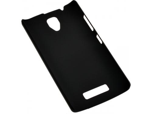 Чехол для смартфона SkinBox для Lenovo A2010 (серия 4People) чёрный, вид 3