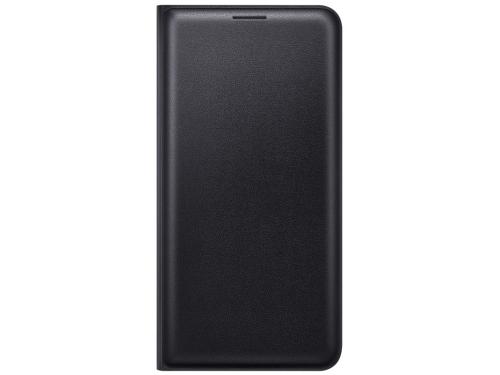 Чехол для смартфона Samsung для Samsung Galaxy J7 (2016) Flip Wallet черный, вид 2