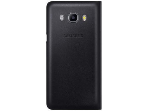 Чехол для смартфона Samsung для Samsung Galaxy J7 (2016) Flip Wallet черный, вид 4