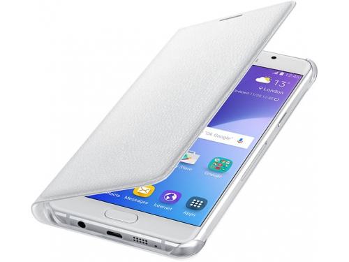 Чехол для смартфона Samsung для Samsung Galaxy J5 (2016) Flip Wallet белый, вид 1