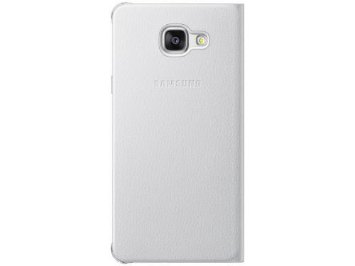 Чехол для смартфона Samsung для Samsung Galaxy J5 (2016) Flip Wallet белый, вид 3