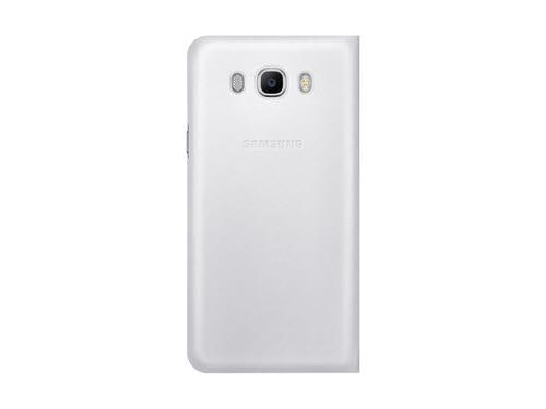 Чехол для смартфона Samsung для Samsung Galaxy J7 (2016) Flip Wallet белый, вид 3