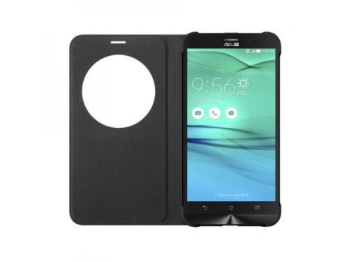 Чехол для смартфона Asus для Asus ZenFone Go ZB551KL View Flip Cover черный, вид 1