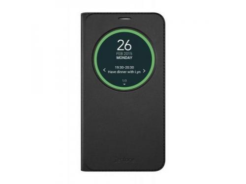 Чехол для смартфона Asus для Asus ZenFone Go ZB551KL View Flip Cover черный, вид 2