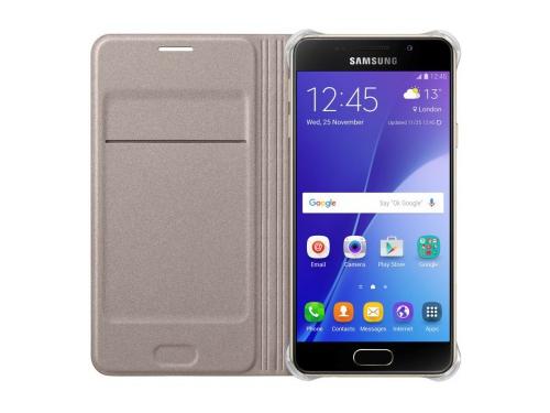 ����� ��� ��������� Samsung ��� Samsung Galaxy A7 (2016) Flip Wallet ����������, ��� 3