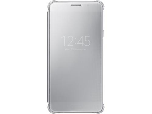 Чехол для смартфона Samsung для Samsung Galaxy A7 (2016) Clear View Cover серебристый, вид 3
