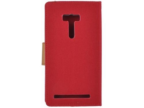 Чехол для смартфона SkinBOX MS для ASUS ZenFone 2 Selfie ZD55KL красный, вид 2