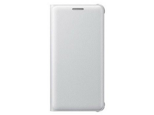Чехол для смартфона Samsung для Samsung Galaxy A3 (2016) Flip Wallet белый, вид 3