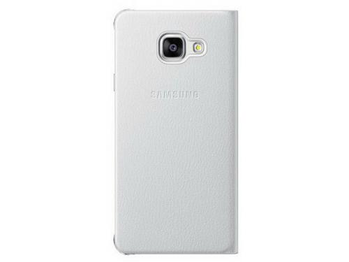 Чехол для смартфона Samsung для Samsung Galaxy A3 (2016) Flip Wallet белый, вид 2