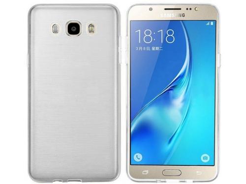 Чехол для смартфона Samsung для Samsung Galaxy J7 (2016) Slim Cover прозрачный, вид 1