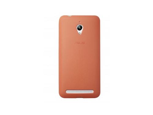 Чехол для смартфона Asus для Asus ZenFone GO ZC500TG Bumper Case, оранжевый, вид 2