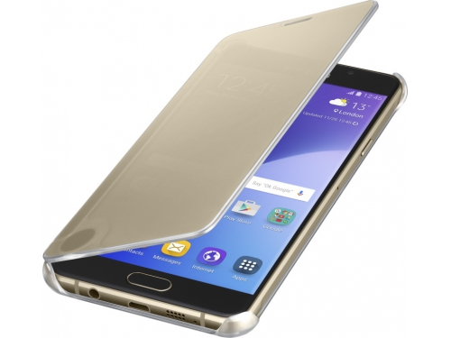����� ��� ��������� Samsung ��� Samsung Galaxy A7 (2016) Clear View Cover, ����������, ��� 2