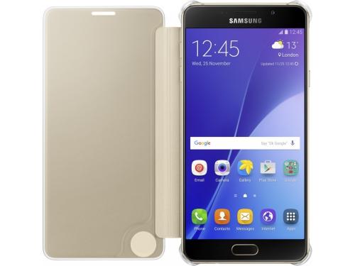 ����� ��� ��������� Samsung ��� Samsung Galaxy A7 (2016) Clear View Cover, ����������, ��� 4