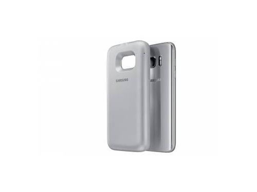 Чехол-аккумулятор Samsung для Samsung Galaxy S7 edge Backpack серебристый, вид 1