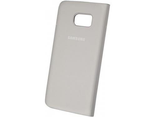 Чехол для смартфона Samsung для Samsung Galaxy S7 edge S View Cover серебристый, вид 2