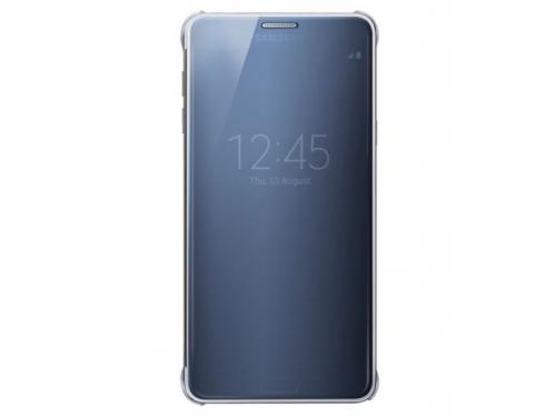 Чехол для смартфона Samsung для Samsung Galaxy Note 5 Clear View Cover черный/прозрачный, вид 1