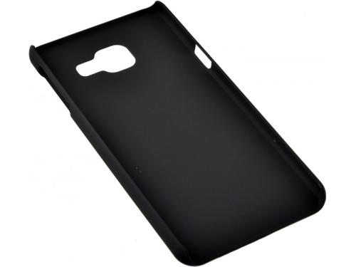 Чехол для смартфона SkinBox для Samsung Galaxy A3 (2016) Серия 4People чёрный, вид 2