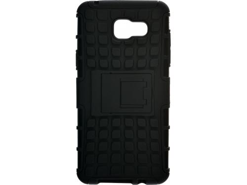 Чехол для смартфона SkinBox Defender case для Samsung Galaxy A5 (2016) чёрный, вид 1