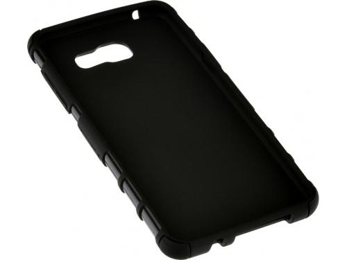 Чехол для смартфона SkinBox Defender case для Samsung Galaxy A5 (2016) чёрный, вид 3