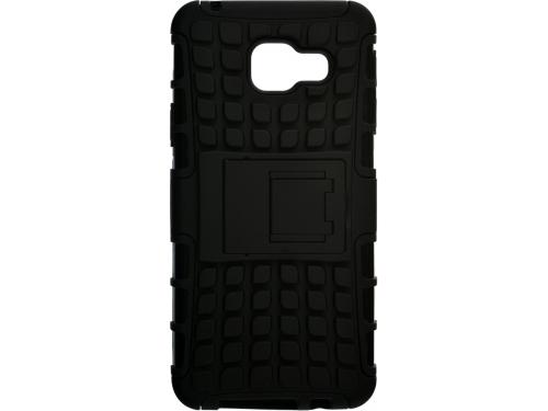 Чехол для смартфона SkinBox Defender case для Samsung Galaxy A3 (2016) чёрный, вид 1