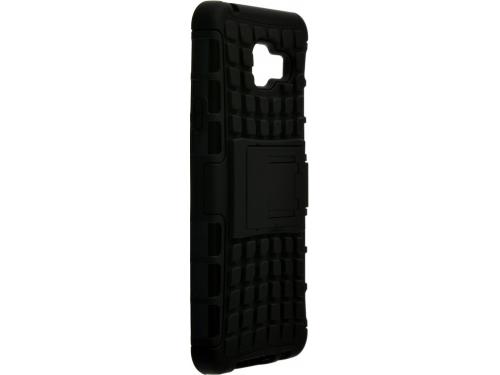 Чехол для смартфона SkinBox Defender case для Samsung Galaxy A3 (2016) чёрный, вид 2