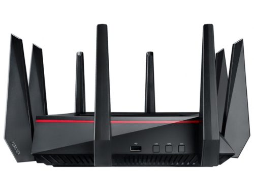 Роутер WiFi Asus RT-AC5300 (802.11ac), вид 4